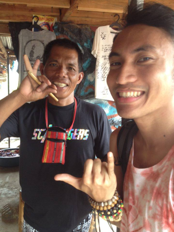 With Sir Charlie - Buscalan, Tinglayan, Kalinga | Turista Boy