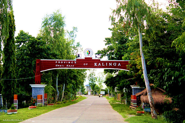 Kalinga Welcome Arch