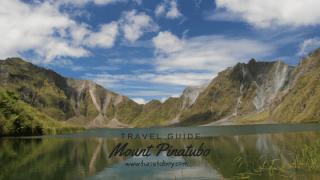 Mount Pinatubo | Turista Boy