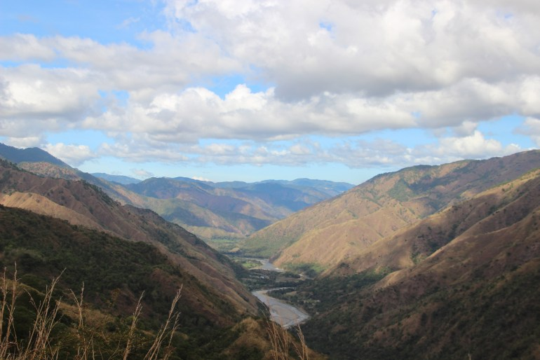 A view of Agno River | Mount Pigingan Turista Boy