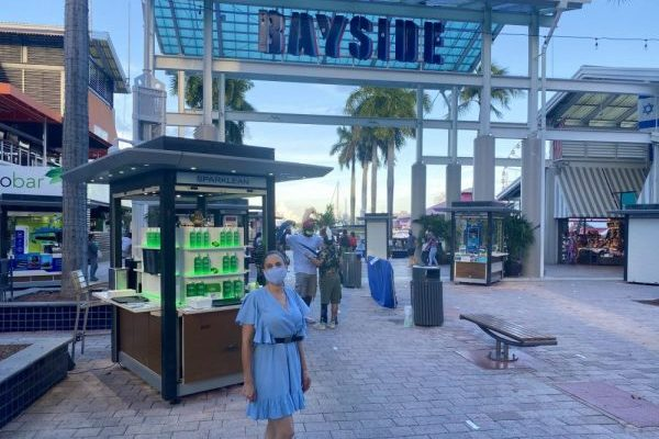 Bayside Marketplace, Miami
