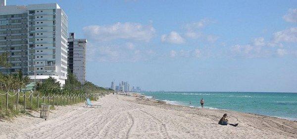 Playa de Miami Beach. Foto: Aleksey Maksimov