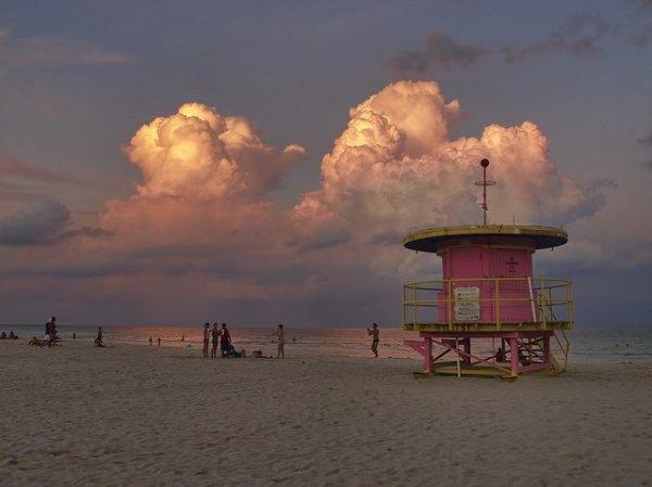 Miami Beach. Foto: Dan Lundberg