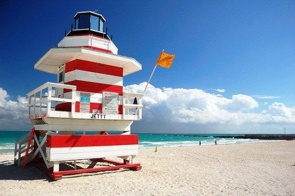 Playas de Miami Beach. Foto: Esa L