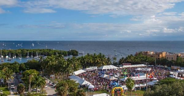 Octoberfest Miami 2014. Foto: Grovetoberfest