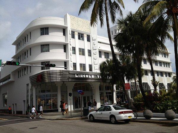 De compras en Miami Beach? Foto: Phillip Pessar