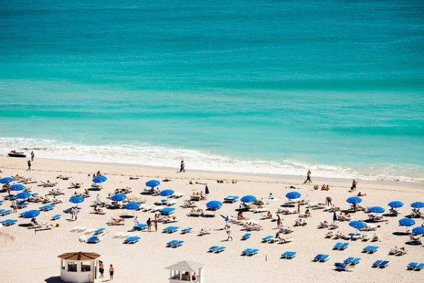 Miami, amor a primera vista. Foto: Thomas Hawk