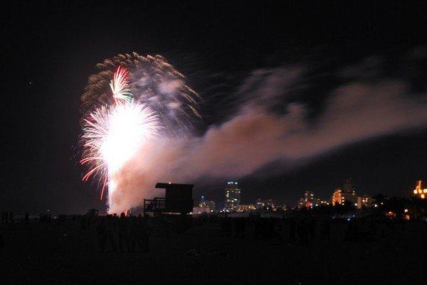 Dónde recibir el año nuevo en Miami? Foto: Paulina