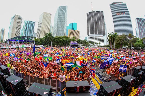 Modismos entre los latinos. Foto: Ultra Music Festival