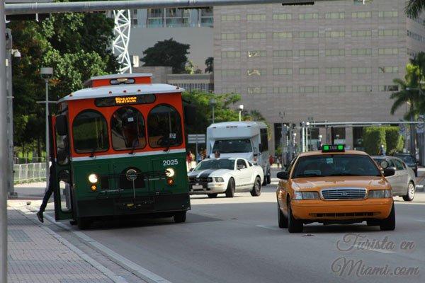 Trolley de Miami