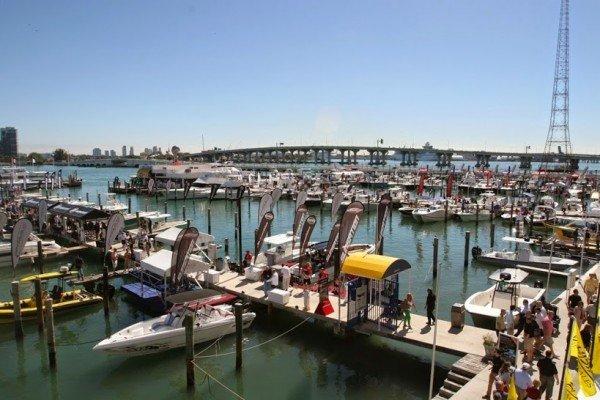 Miami International Boat Show. Foto: miamiboatshow.com