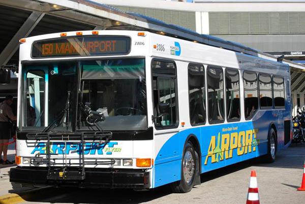 150 Miami Beach Airport Flyer. Foto: Miami International Airport