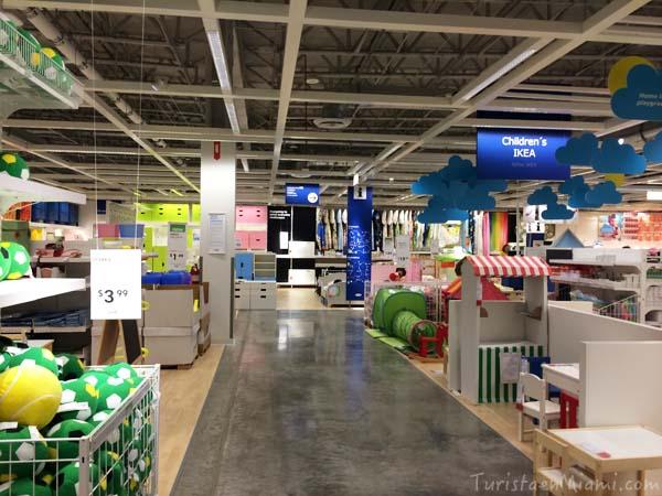 Ikea miami una tienda muy interesante turista en miami for Restaurant ikea miami