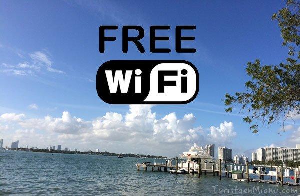Wifi en Miami