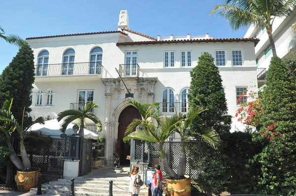 Versace Mansion. Foto: Eustaquio Santimano