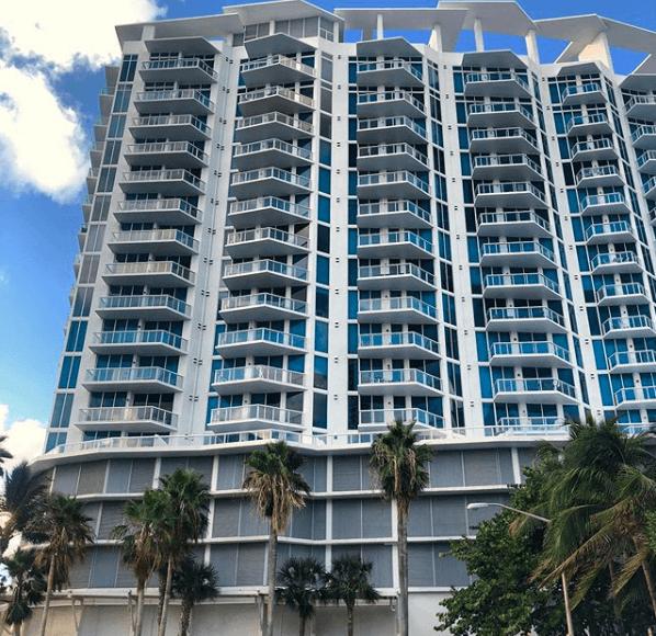 Apartamentos temporarios