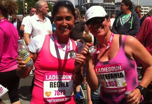 Ladiesrun 2015
