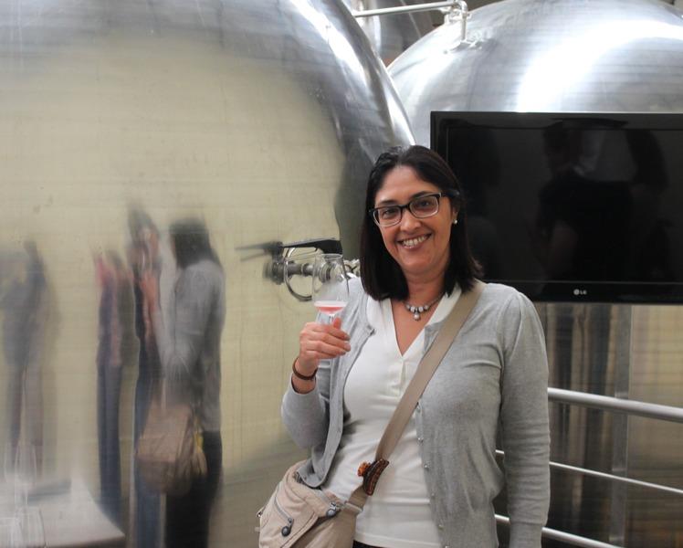 Como visitar a Vinícola Chandon e degustar o espumante tirado do tanque de armazenamento