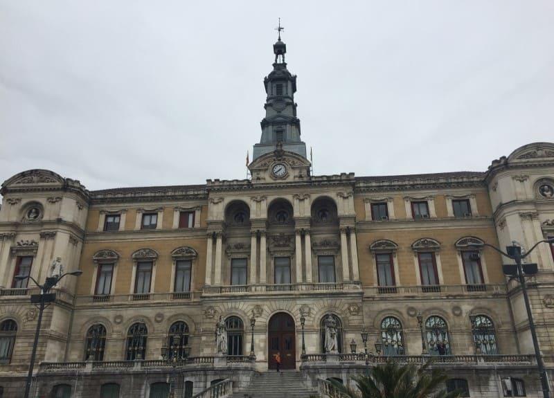 Prefeitura de Bilbao.