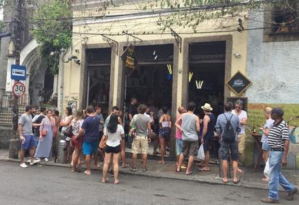 Santa Teresa: Bar do Mineiro.