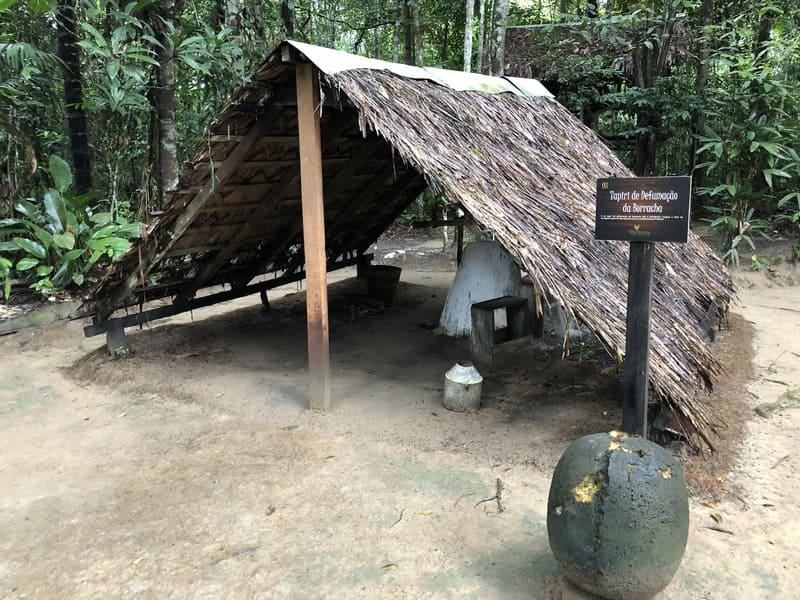 Cruzeiro na Amazônia: Museu do Seringal.