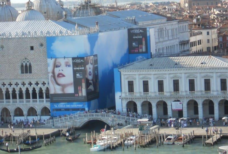 Ponte dos Suspiros em Veneza.