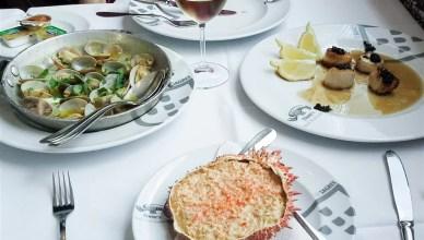 Onde comer frutos do mar em Lisboa: Nunes Real Marisqueira