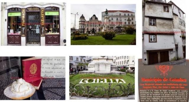 centro comercial de Coimbra A cidade universitária de Coimbra