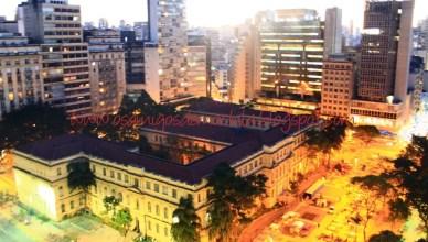Como chegar em São Paulo - Praça da República