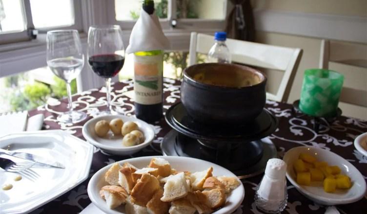 Fondue em Gramado restaurantes em Gramado e Canela