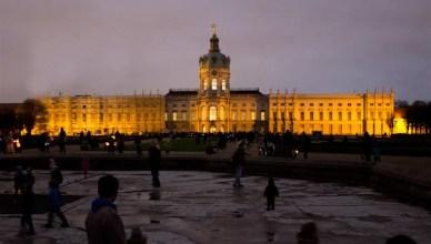 O Palácio de Charlottenburg