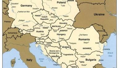 Europa Central ou Europa do Leste?