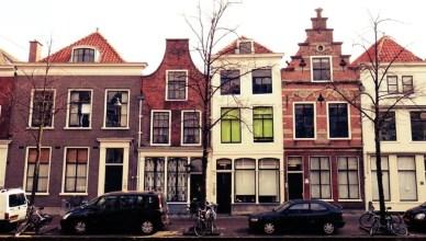 Visitando a cidade holandesa de Delft