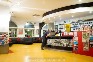 Estadia no Amstel House Hostel em Berlim