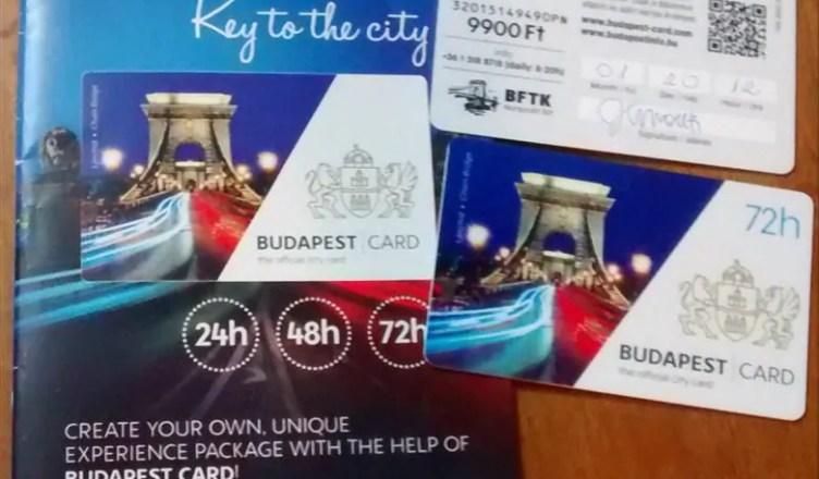 Usar o Budapest card vale mesmo a pena?