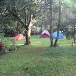 Área pra Camping (Foto: Keila Kubo).