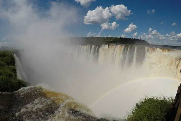O lado argentino das Cataratas do Iguaçu é um passeio imperdível.