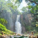 Cachoeira Chicão II em Faxinal
