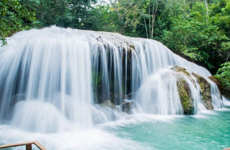 Cachoeira em Bonito
