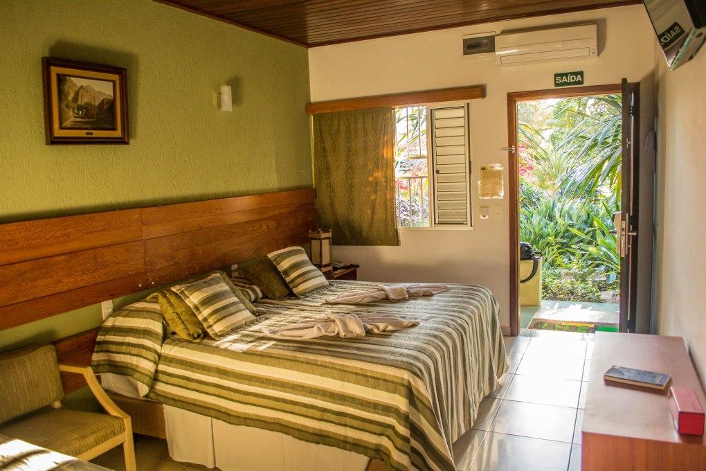 Hotel Fazenda Brotas Eco Resort 9
