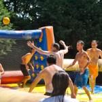 Futebol de sabão - Brotas Eco Resort (SP)