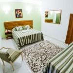 Um dos quartos do Brotas Eco Resort (Brotas-SP)