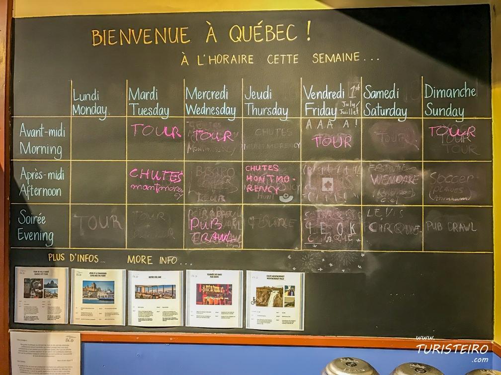 Dica de Hospedagem em Quebec City