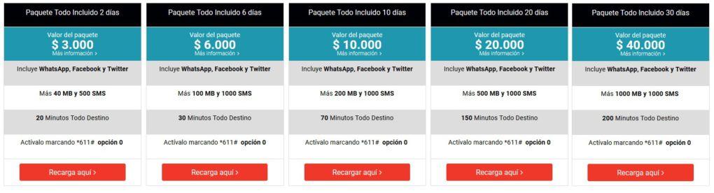 Internet na Colômbia