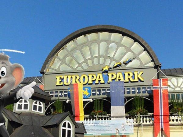 Европа-парк в Германии: аттракционы и расписание, где ...