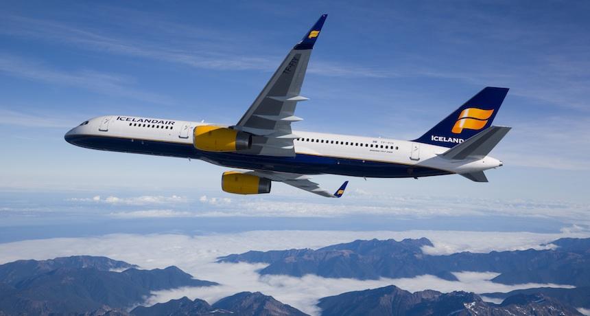 icelandair 757 a