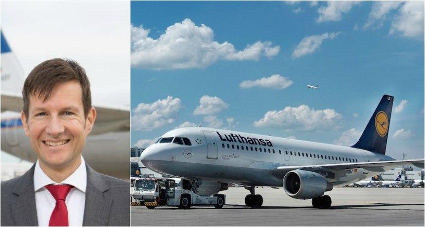 Lufthansa schindler