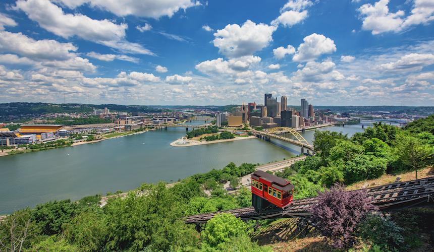 pittsburgh a