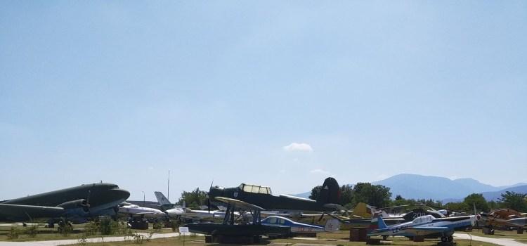 музей на авиацията Крумово