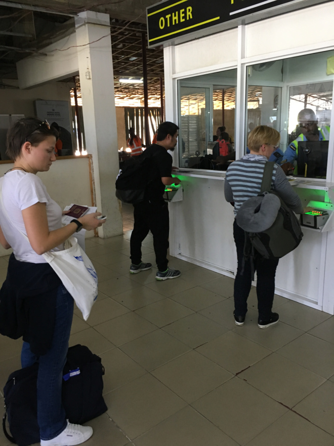 Africa - zanzibar airport